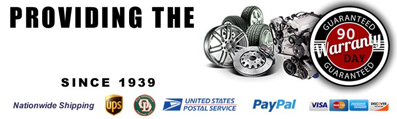 Quality Used Auto Parts for Your Car or Truck - Smith Auto